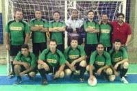 Copa Clube do Pé- Time da Câmara conquista 2° lugar