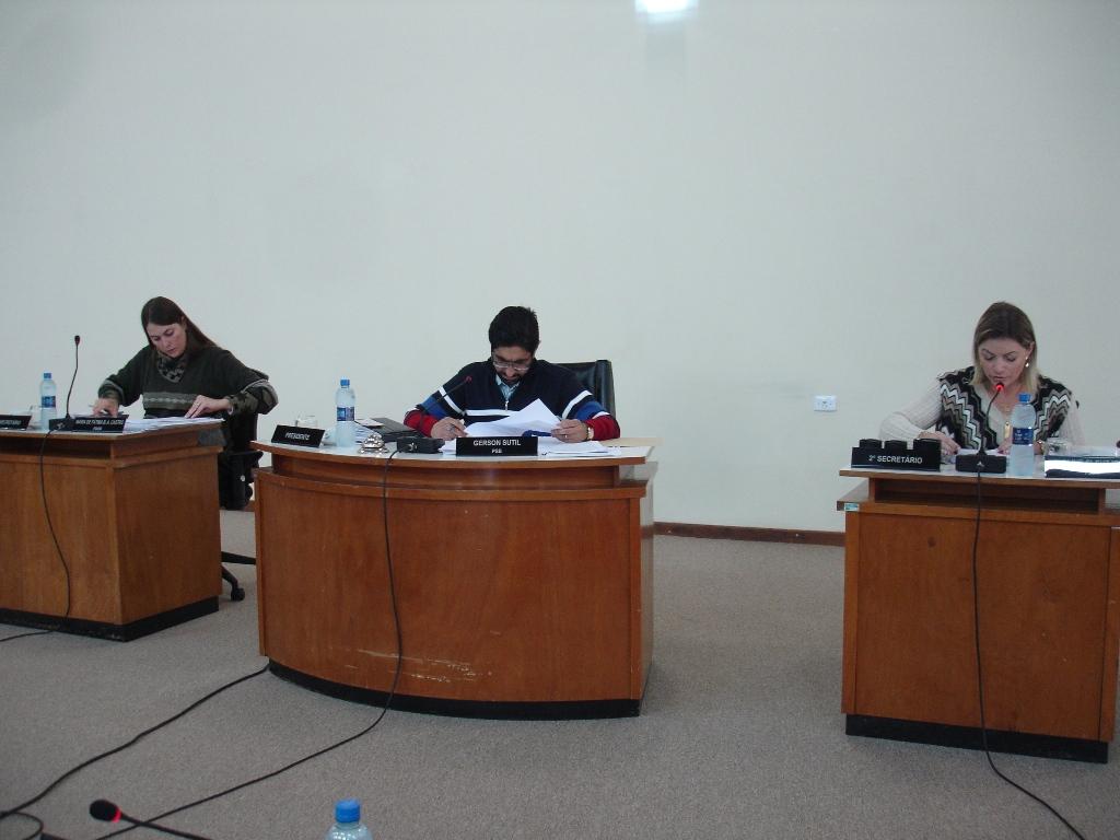 Projeto de Diretrizes Orçamentárias passa por primeira votação