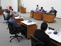 Sessão extra-Vereadores analisam três projetos