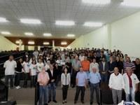Vereadores homenageiam Colégio Agrícola pelos seus 80 anos