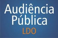 Audiência da LDO