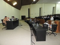 Audiência Pública- Autoridades e comunidade debatem segurança