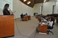 Audiência Pública da Saúde-  Reunião terá continuidade na segunda-feira
