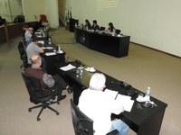 Câmara realiza duas sessões nesta quarta