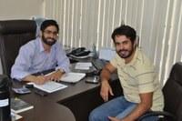 Gerson Sutil reúne-se com diretor do IC