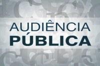 Sessão e Audiência Pública na próxima quinta-feira