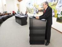 Câmara presta homenagem póstuma ao Historiador Castrense