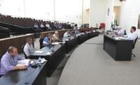 Câmara realiza a primeira sessão ordinária da nova legislatura.