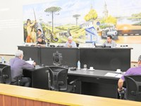 Câmara realizou 3 sessões nesta quarta-feira
