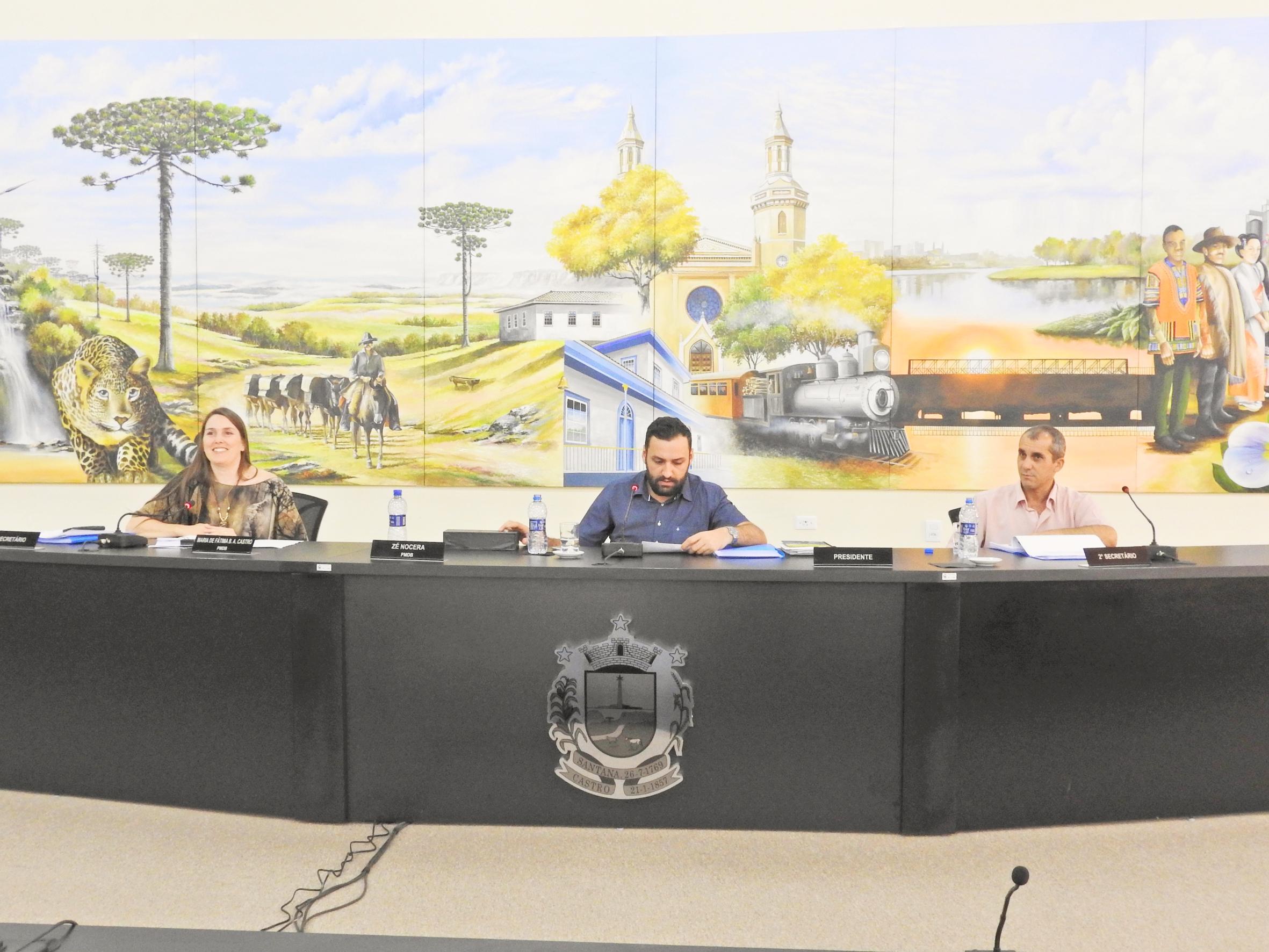Câmara realizou Audiência Pública do PPA 2018-2021