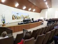 Selo Cidade Limpa aprovado em primeira discussão