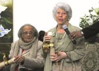 Senhoras Julieta Signorelli e Therezinha Amato recebem Títulos