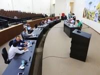 Câmara realiza a primeira sessão de 2018.