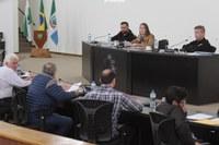 Câmara aprova doação de terrenos para a Sanepar