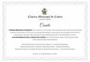 Câmara de Castro homenageia castrenses em Sessão Solene