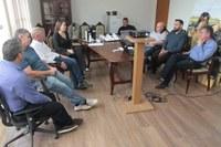 Câmara recebe representantes do Observatório de Castro