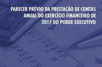 Parecer Prévio da Prestação de Contas do Poder Executivo de 2017