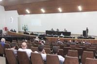 Vereadores aprovam redução do recesso parlamentar