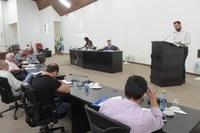 Vereadores aprovam sete projetos em sessão extensa