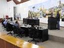 Câmara de Castro realiza primeira sessão ordinária do ano