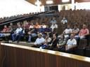 Câmara de Castro sedia encontro promovido pelo Ministério da Cidadania para discutir infraestrutura