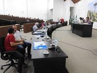 Plenário da Câmara de Castro derruba veto do prefeito