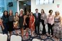 Presidente da Câmara de Castro participa da 1ª Reunião da Executiva Nacional do MDB Mulher, em Brasília*